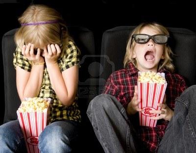 niños cine