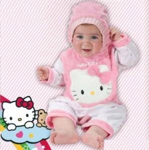 Disfraz Hello Kitty Bebé