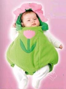 Disfraz bebé Tulipán