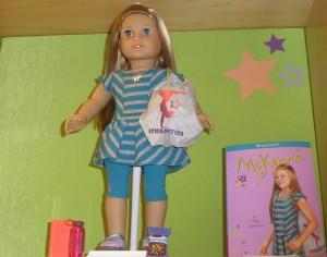 McKenna la muñeca American Girl del año 2012