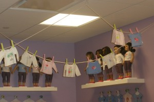 Pintar camisetas para tu muñeca American Girl