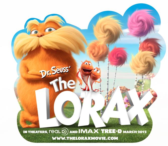 Lorax la película