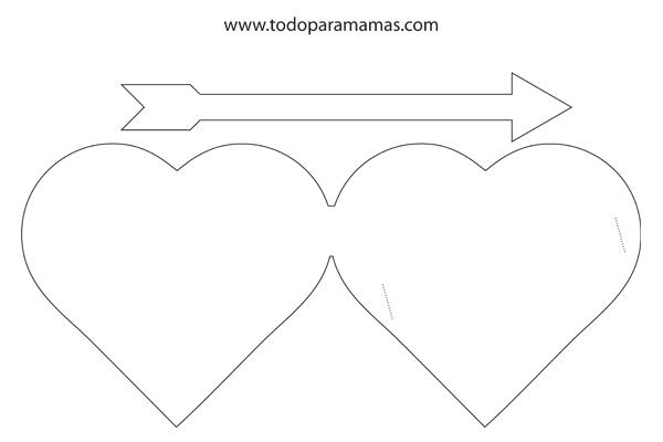 Tarjetas para los enamorados