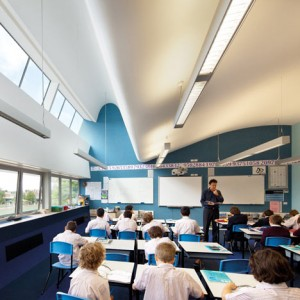 The Penleigh and Essendon Junior Boys School classroom