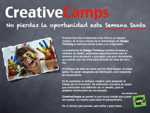 CreativeCamps Info