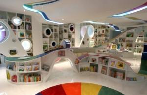 Librería Poplar especializada para niños
