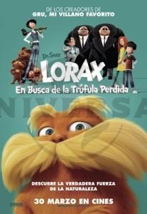 LORAX, EN BUSCA DE LA TRÚFULA PERDIDA