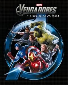 Libro Los Vengadores Marvel