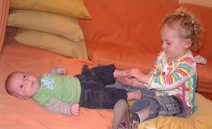 Reflexología Podal Infantil