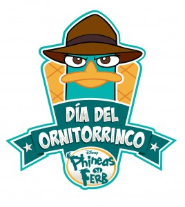 Día del ornitorrinco con Perry de Phineas y Ferb en Disney Channel