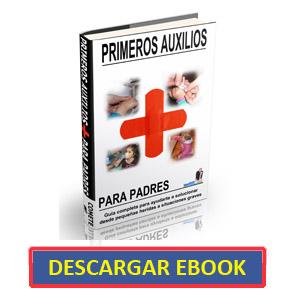 Libro de Primeros Auxilios para Padres
