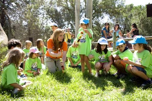 campamentos verano en el zoo