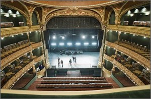 El Patito Feo Teatro Campo Eliseo Bilbao