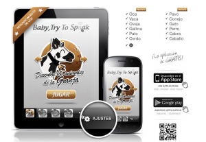 Baby try to speak app gratuita para niños