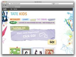 Tate Kids juegos online gratis niños 4 años