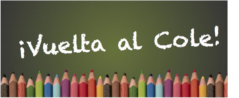 Vuelta al cole 2012-13