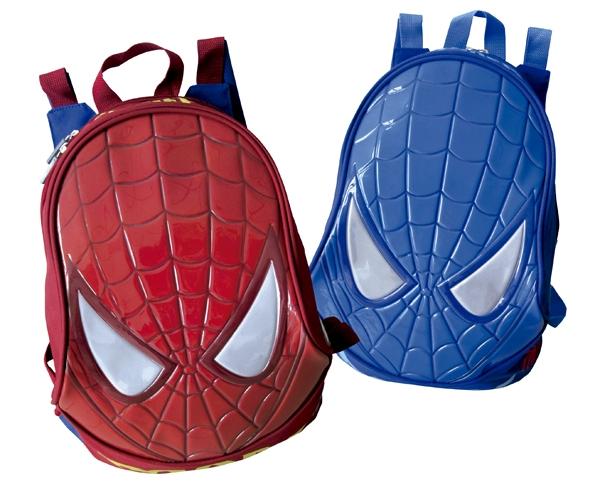 f83ab36c0 Sin más os dejo otras mochilas escolares de superhéroes que seguro que os  gustan: