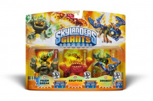 Skylanders Giants Triple Pack Lightcore