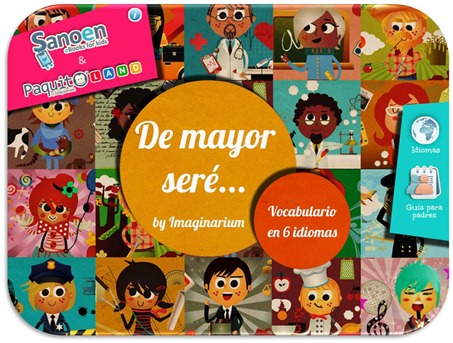 De mayor seré app Imaginarium