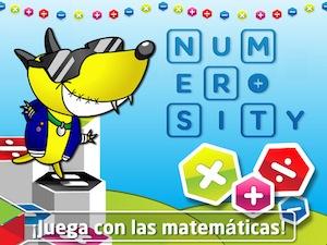 Numerosity: ¡Juega con las matemáticas!