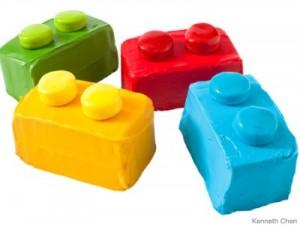 Tarta de Legos