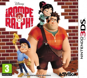 Videojuego de Rompe Ralph