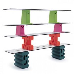 Ladrillos Shelves
