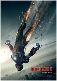 iron man 3 cartel de la película