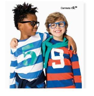 camisetas niños zippy