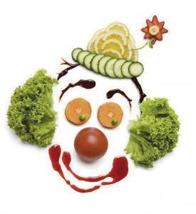 Comer sano puede ser divertido