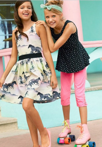 vestidos niñas h&m