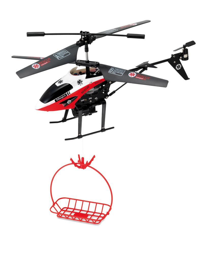 Helicóptero radiocontrol