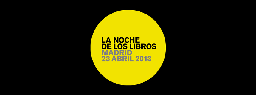 noche de los libros 2013