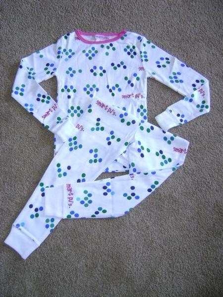 pijamas interactivas niña