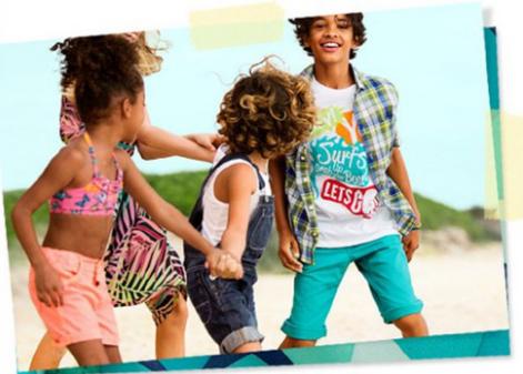 catalogo primavera verano 2013 niños