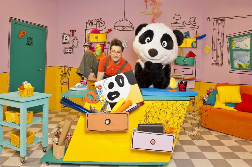 Panda & Nico nueva serie del Canal Panda