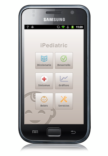 app ipediatric android