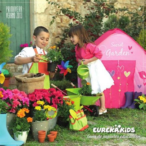 catalogo juguetes eurekakids