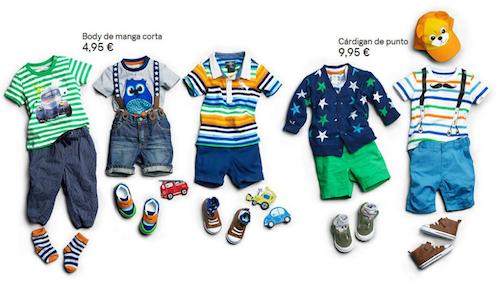 H&M Bebés de 4 a 24 meses. Nueva Colección