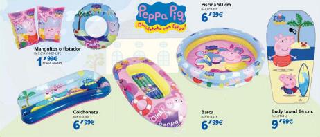 piscinas peppa pig