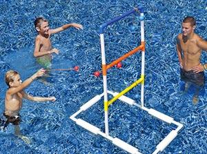 juegos para las piscina pelota