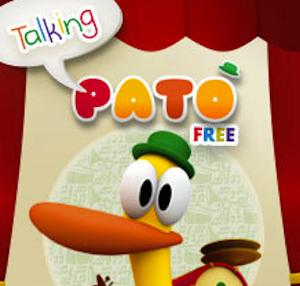 app gratis pocoyo talking pato