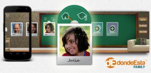 dondeEsta Family app
