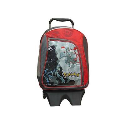 mochila con ruedas de pokemon