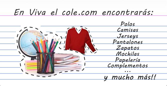 uniformes escolares online viva el cole