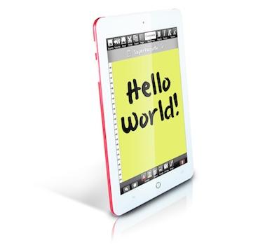 Paquito Mini tablet imaginarium