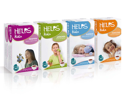 infusiones infantiles
