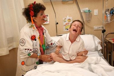 Doctores Sonrisa de la Fundación Theodora