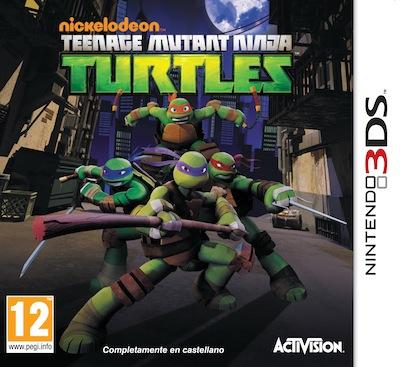 Teenage Mutant Ninja Turtles el videojuego de Las Tortugas Ninjas