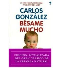 Edición actualizada del libro Bésame Mucho de Carlos González